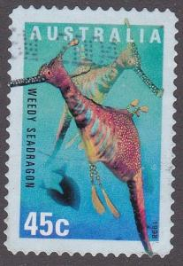 Australia # 1705, Weedy Sea Dragon, Used