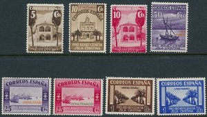 Stamp Spain WWII Cinderella Viva Franco Civil War Pro Beneficencia Espana MNH