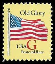 PCBstamps   US #2880 (20c) G, Red, postcard rate, (7)