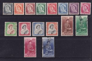 New Zealand the 1st QE2 set used to 10/-