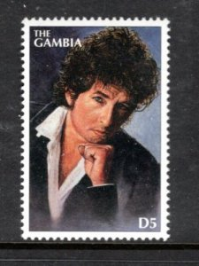 GAMBIA 1825 MNH VF Bob Dylan