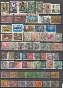 COLLECTION LOT # 50L PORTUGAL 99 STAMPS CLEARANCE