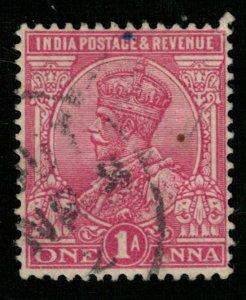 India, 1 Anna (T-6067)
