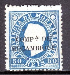 Mozambique Company - Scott #6 - MNG - SCV $3.00
