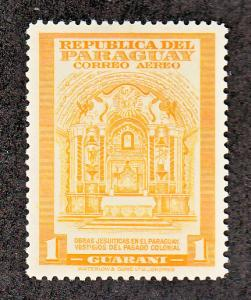 Paraguay Scott #C143 MH