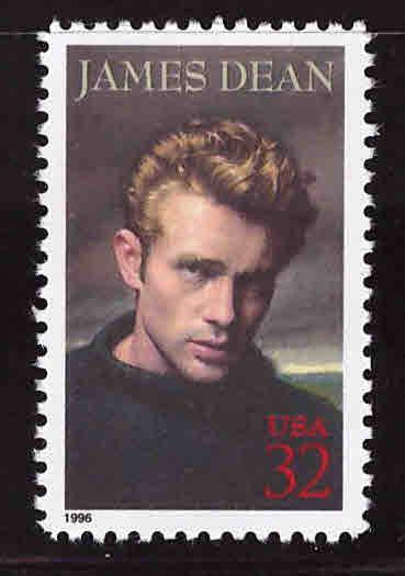USA Scott 3082 MNH** James Dean stamp