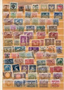 POLAND OLD/Modern M&U Collection Incl.Sheets (Appx 500 Items) (Ref DD444