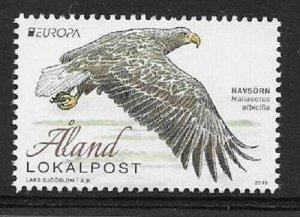 2019   ALAND   -  EUROPA  -  BIRDS  -   UMM
