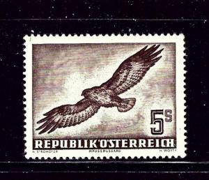 Austria C58 MH 1953 issue