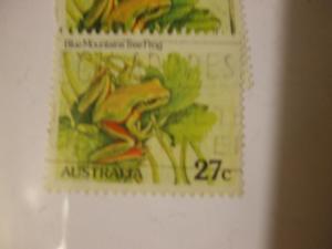 Australia #790a used