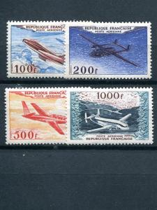 France # C29-32 Mint VF NH