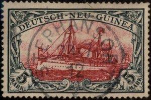German 1900 STEPHANSORT New Guinea Mi19  Deutsche Neu Guinea DNG 102686