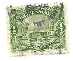 Guatemala 1929 - U - Scott #233