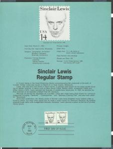 United States  Souvenir Page SC sp515