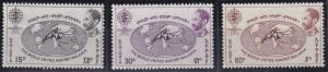 Ethiopia 383-386 MNH (1962)