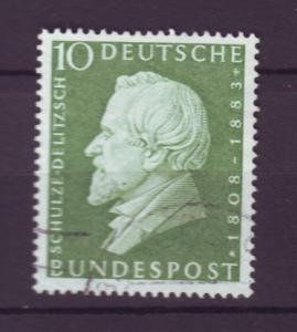 J8333 JL stamps 1958 germany set1 used #789