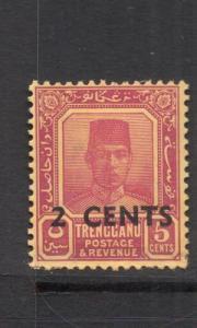 Malaya Trengganu SG 59 MNH (5ddp)