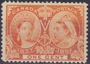 Canada #51 MNH CV $30.00 (A10610)