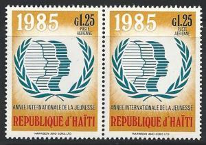 Haiti #834 1.25g IYY