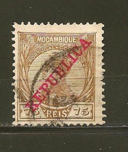 Mozambique 120 King Used