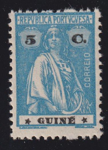 Portuguese Guinea 151 Ceres 1922