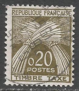 FRANCE J95 VFU K355-6