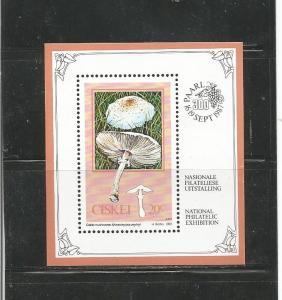 #103a Edible Mushrooms