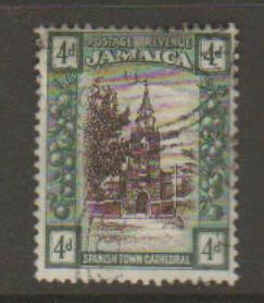 Jamaica #81 Used