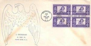 1152 4c AMERICAN WOMAN - J. Grossman