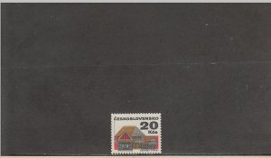 CZECHOSLOVAKIA 1741A MNH 2014 SCOTT CATALOGUE VALUE $2.10
