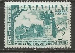 PARAGUAY C225 VFU O553-2