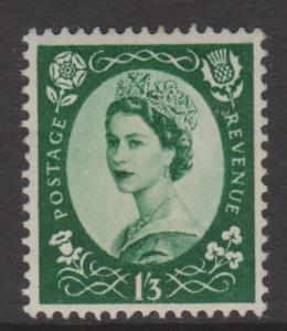 Great Britain Sc#307 MNH