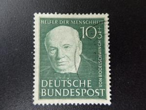 Germany Berlin 1951   Sc# B321   used  CV $7.50