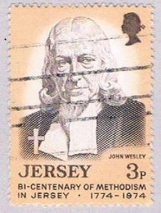 Jersey 103 Used John Wesley 1974 (BP3489)