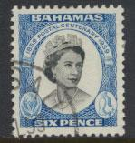 Bahamas  SG 219 SC# 176 Used  1st Bahamas Postage Stamps see scan