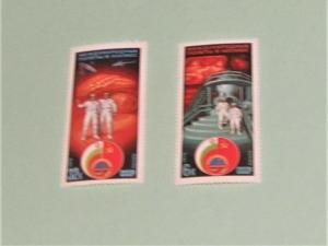 Russia - 4747-48, MNH Set. Astronaut's Training Center. SCV - $1.30