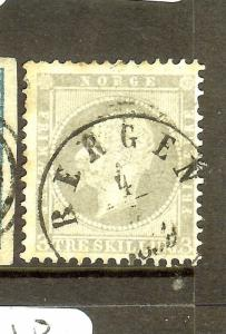 NORWAY (P1908B) SC3  CDS    VFU
