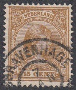 Netherlands 45 Used CV $5.00
