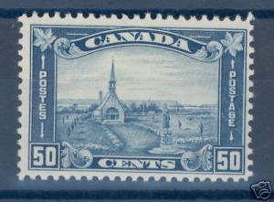 CANADA  F/VF MINT LH  SCOTT#176,SG#302