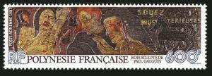Fr Polynesia C227,MNH.Michel 491. Paul Gauguin,1987.Soyez Mysterieuses.