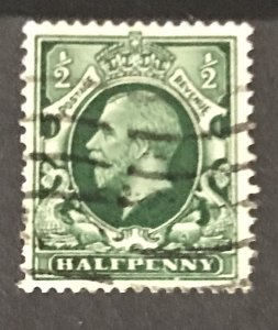 Great Britain 1924 #187, Used, CV$1.10