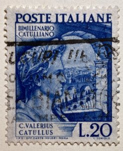 AlexStamps ITALY #529 VF Used