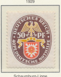 Germany Stamp Scott #B32, Mint Hinged - Free U.S. Shipping, Free Worldwide Sh...