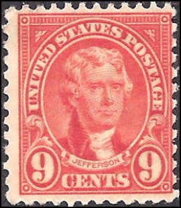 641 Mint,OG,NH... SCV $3.00