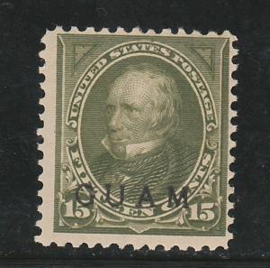 GUAM 1899 15C