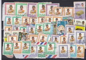Brunei Stamps on Paper Ref 32241