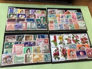 Paraguay vintage  stamps Ref 52037
