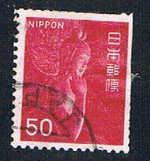 Japan 916 Used Nyoirin Kannon 1967 (BP2841)