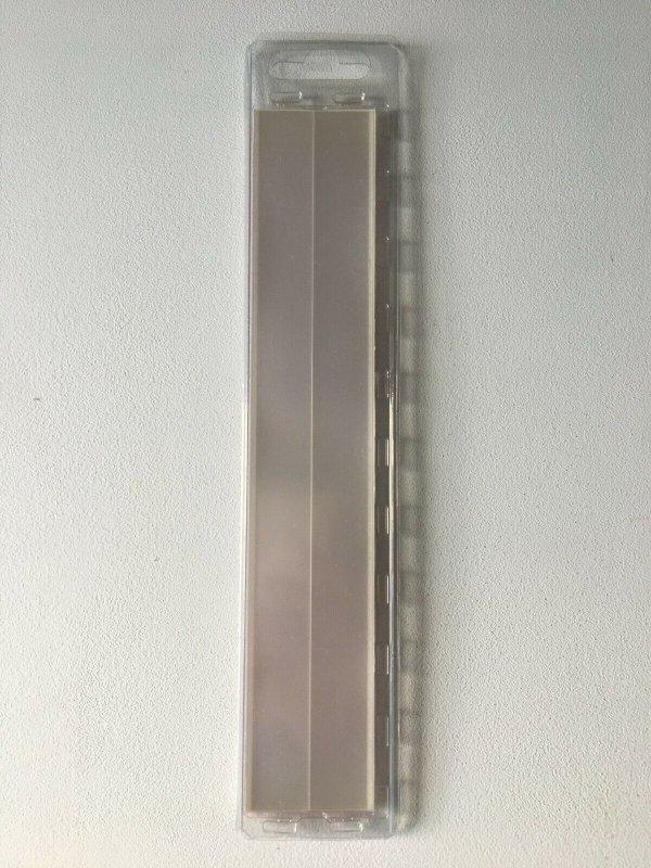 25pcs PRINZ Gard Stamp Strip Mounts Pre Cut Strips (33 x 210mm)