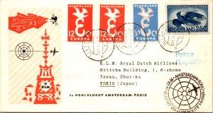Netherlands, Europa, First Flight, Aviation